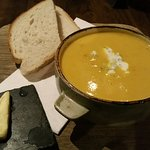 Stunning soup of the day