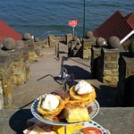 Looking forward to visiting the Clock Cafe again this year for Afternoon Tea