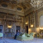 The gorgeous Grand Salon