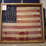 78th US Coloured -- Civl War Flag