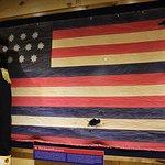 Revolutionary War flag