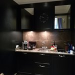 Kitchenette of one-room suite