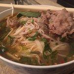 Spicy Beef Pho Noodles