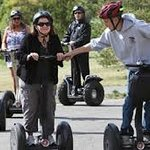"""I'LL NEVER BE ABLE TO RIDE A SEGWAY!"" Yes you will! Our guides will be there every step of the"