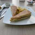 Sandwich tropical