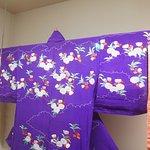 Un kimono parmi tant d'autres