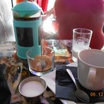 self made coffee