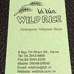 Photo de La Lua (Wild Rice)