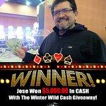 $5,000 Winner!