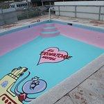 2016 Pool Paint