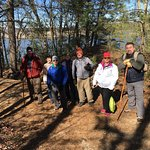 Great hiking trails in Maurice River Bluffs
