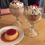 Flan, Tres Leches, and Fried Ice Cream
