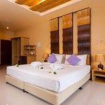 Photo de Palm Leaf Resort