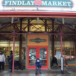 Entrance to Findley Market