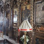 Interior del Monasterio Panagia Tourliani