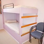 Kitcehn cabin- separate room with bunks
