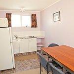 Kitchen Cabin- Open room-kitchen