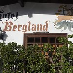 Hotel Bergland Restaurant resmi