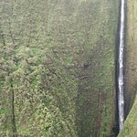 Hipuapua Falls on Molokai