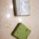 Jabón de olivos