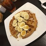 Waffles and Banana's