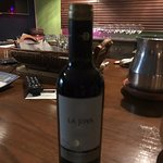 A Wine we Enjoyed at the Wine Bar, Aruba!