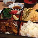 Incredibly great value for fresh, delicious, beautifully prepared Japanese food. The $12 chicken