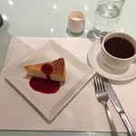 Photo de un cafe