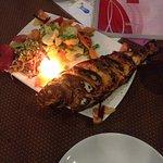Marina Bay restaurant