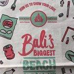 Mind food from Bali BUDHA menu