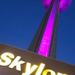 The majestic beauty of the Skylon!