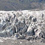 Fox Glacier - terminal face