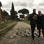 Our guided trip along the Appian Way