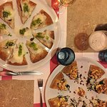 Pizza Liguria e Mazancolle
