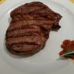 rib eye steak 300 gr. (medium)