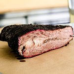 Our Brandt Brisket, smoked low and slow up to 12 hrs