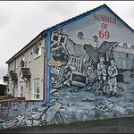 Gable Mural Belfast