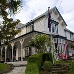 Beaufort House Akaroa Foto