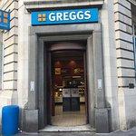 Greggs - Old Hall Street - Liverpool