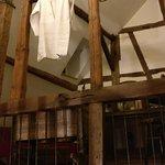 Deko im Treppenhaus