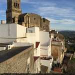 Arcos rooftops