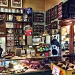 Curios, artifacts and memorabilia from the region...