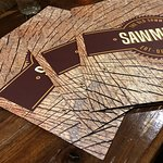 Sawmills Freehouse resmi
