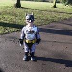 Batman at Calderstones Park - Liverpool