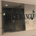 The Blue Mango Bar and Grill