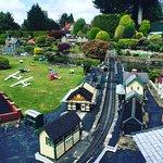 Bekonscot model village July 2016