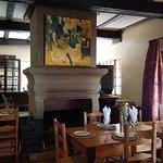 Helderberg restaurant at l'auberge Foto