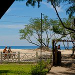 View from Beach Bungalow at villasunsetbeach