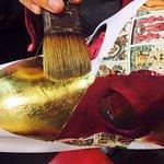 La foglia d'oro