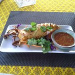 Food from restaurant